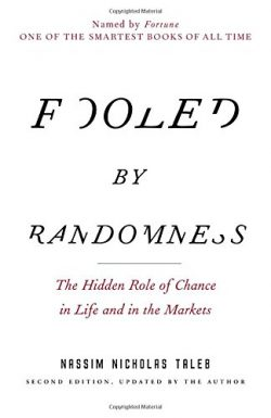 Fooled by Randomness book cover