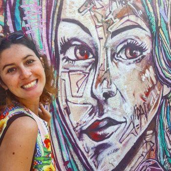 Nina Chini Gani Rio Street Art Tour