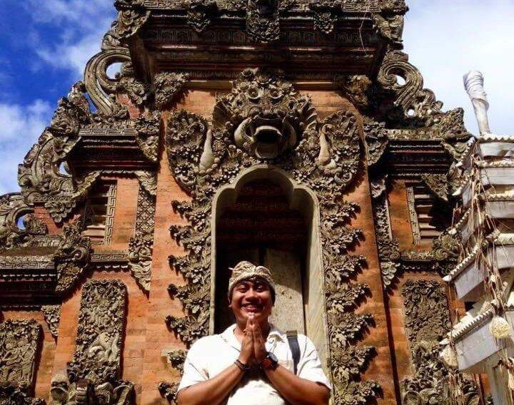 Agung Mahendra - Bali Tour Guide Agung cover image