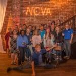 416 Days Later Globetrotter Michael Scott Novilla Returns Home to his Entrepreneur Social Club at historic downtown St. Pete venue NOVA 535