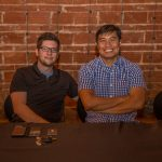 Seth Maddox and Oscar Barcelos