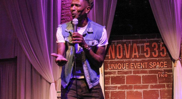 2019 03-21 NOVA Comedy Night downtown St. Pete at NOVA 535