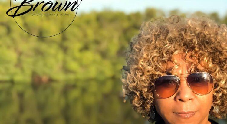 Author Tina M Brown photo