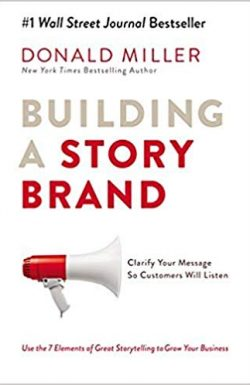 Building a StoryBrand book cover
