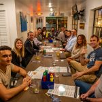 Entrepreneurs Seeking that Big Catch during Entrepreneur Social Club Downtown St. Pete