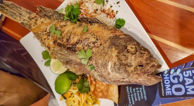 february 27, 2020 Entrepreneur Social Club heads offsite to Sea Worthy Fish Bar Tierra Verde Florida